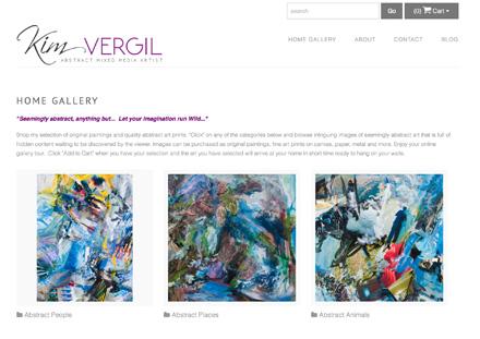 Kim-vergil-site-screenshot