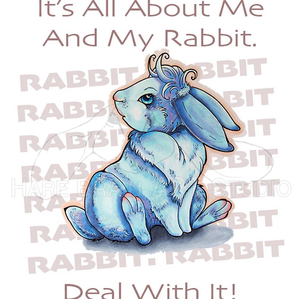 Deal with it bunny bpyeit
