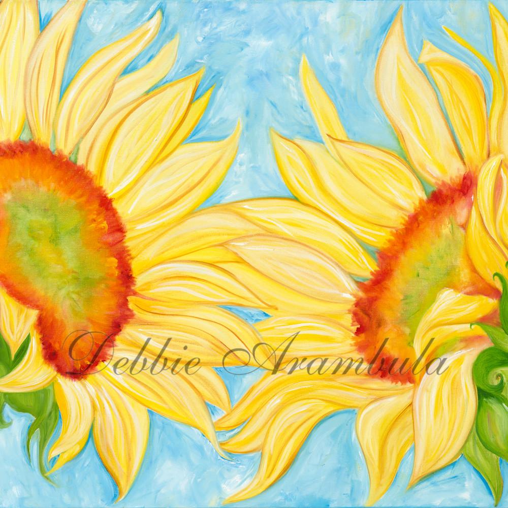 Dancing sunflowers k4hool