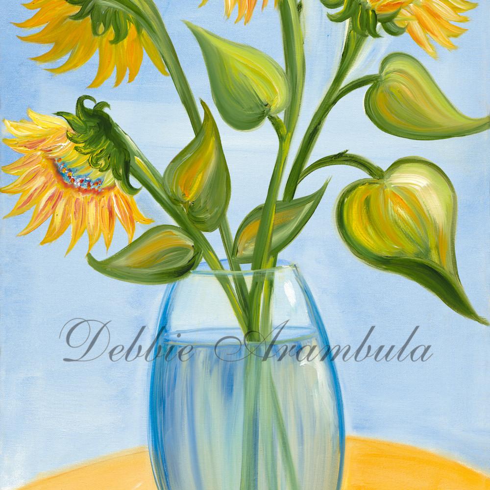Sunflower magic ki5q6r