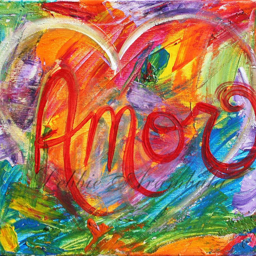 Amor abstract dogp0f