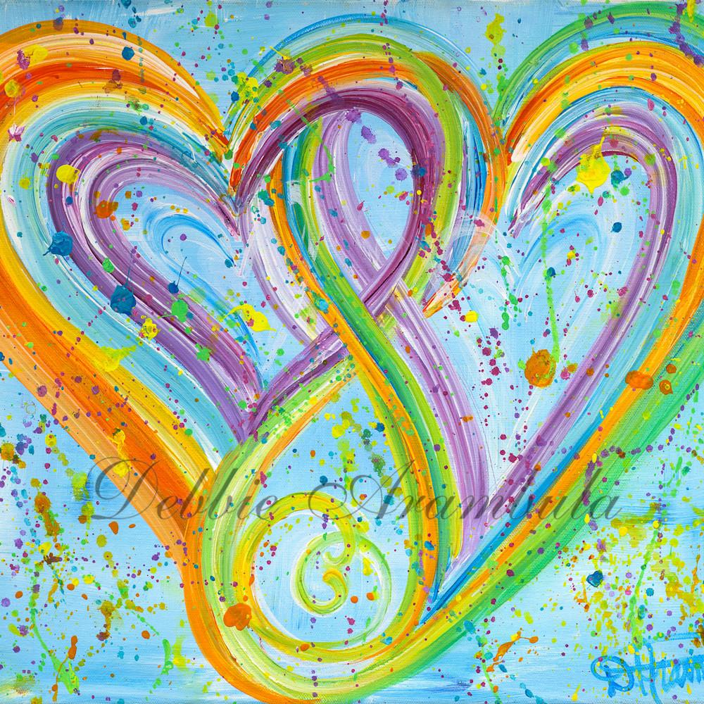 Two hearts in tandem nn8j9f