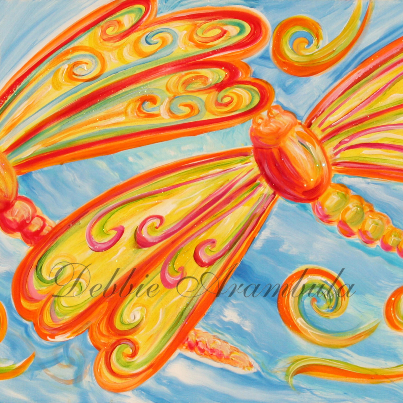 Dragonfly dances us2kxj