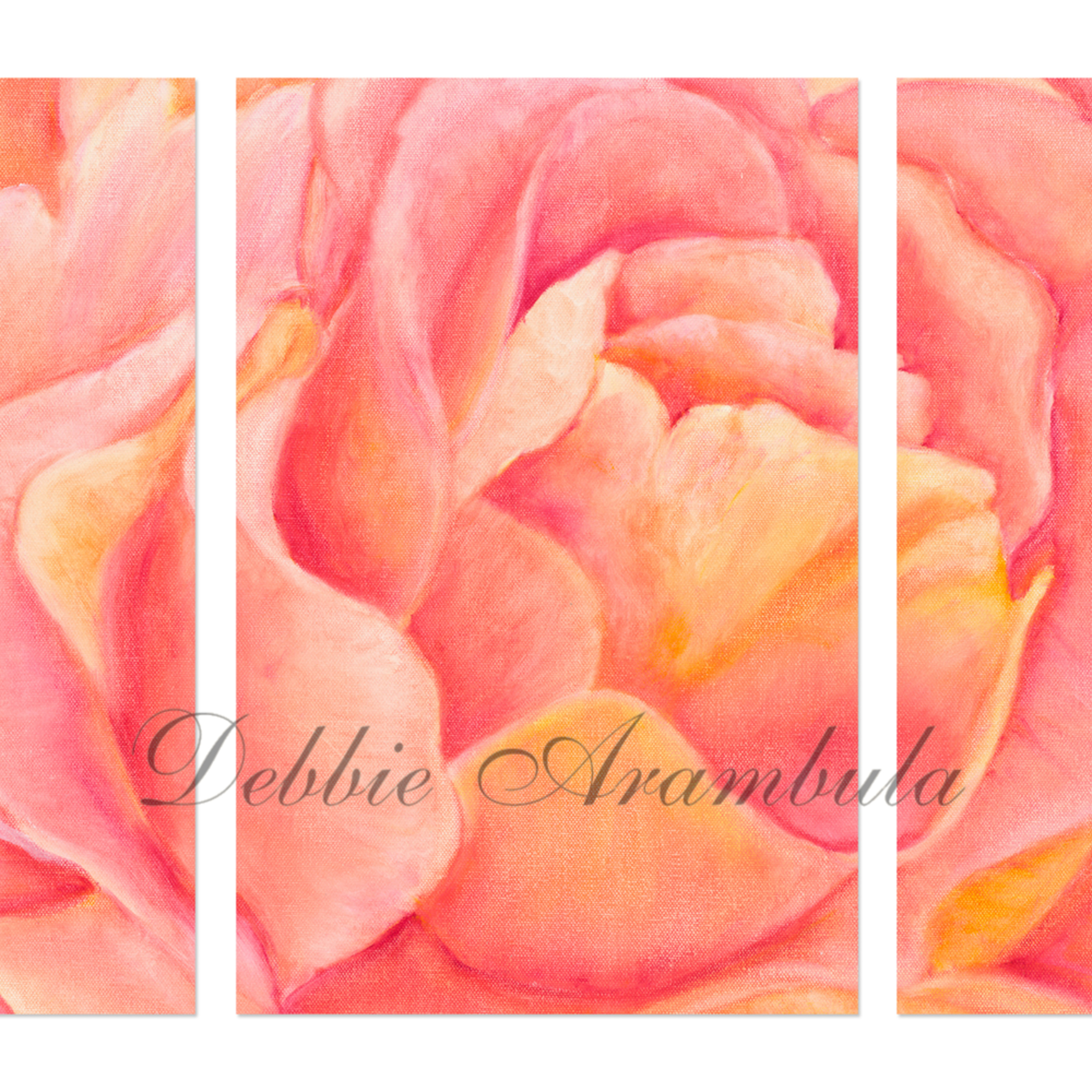 Rose triptych gc3vhc