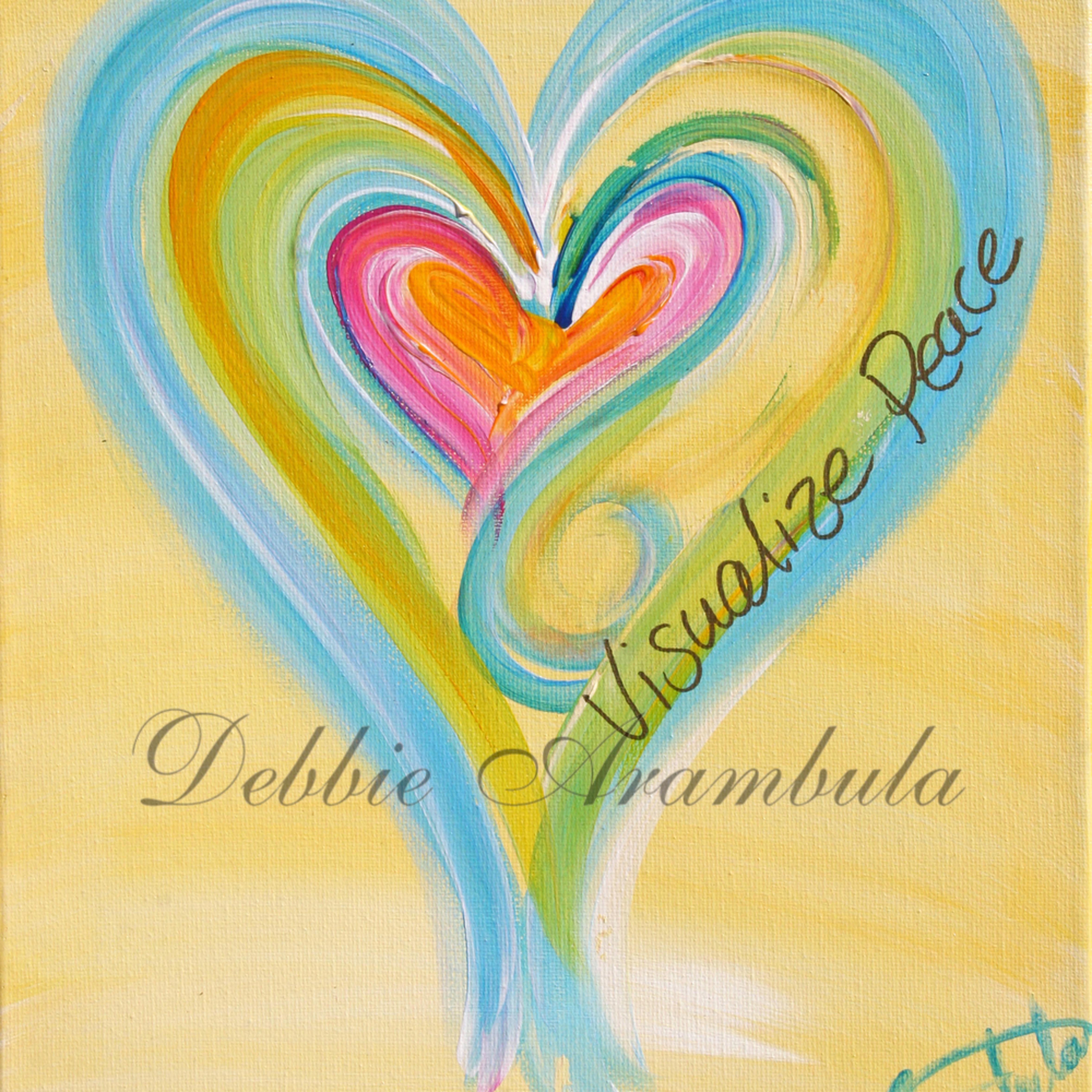 Visualize peace lplksc