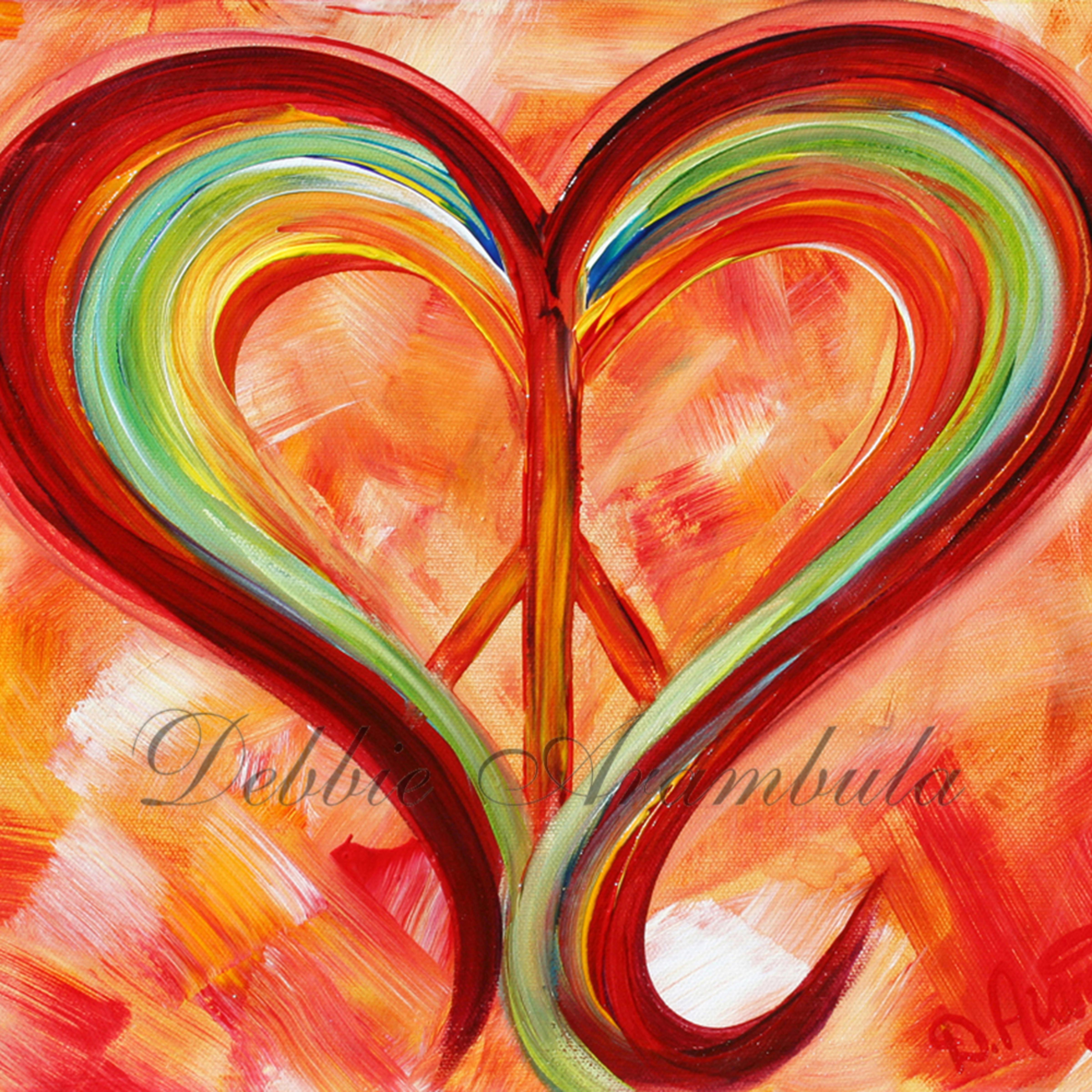 Passionate peace u0g5cq