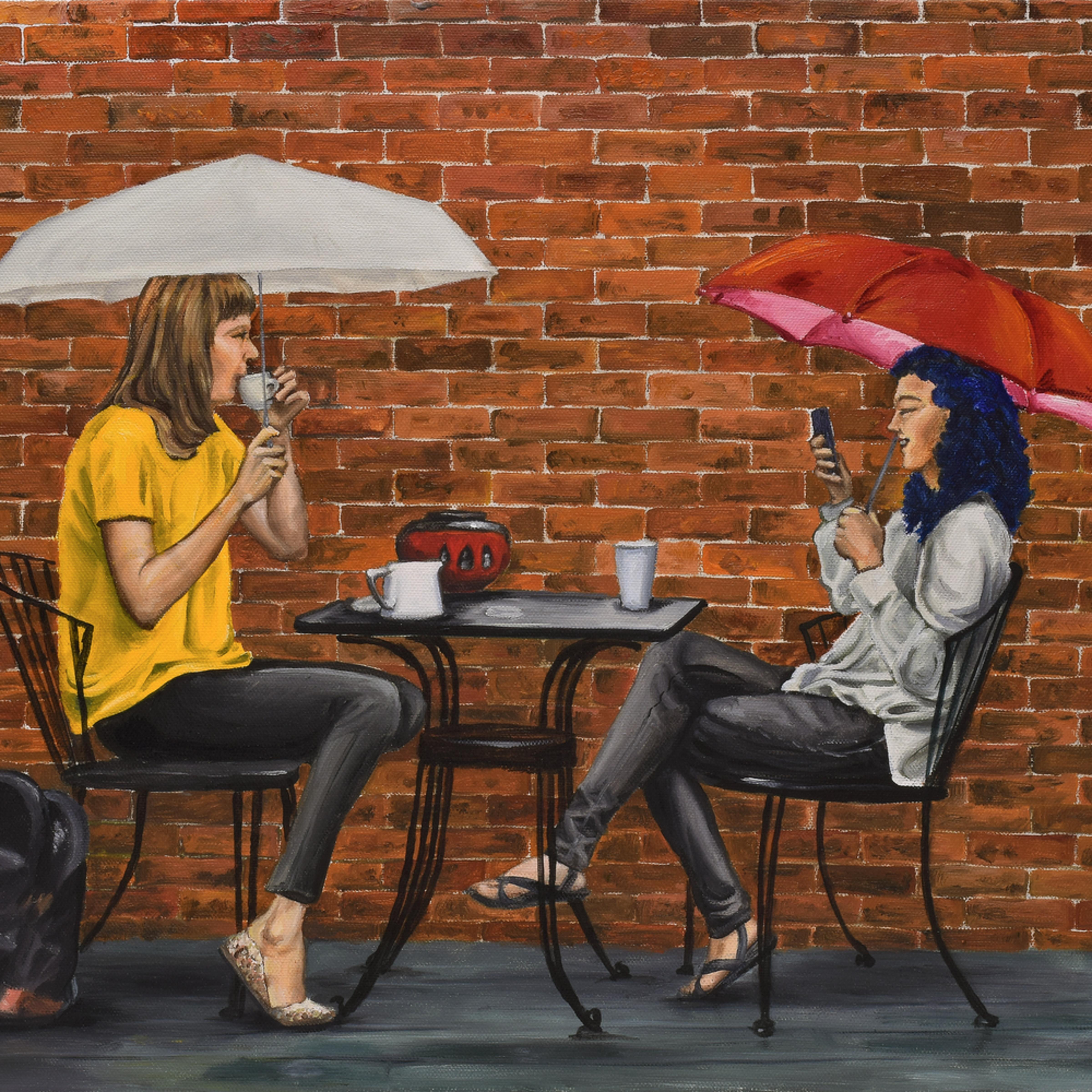 Au rain cafe gnsm6l