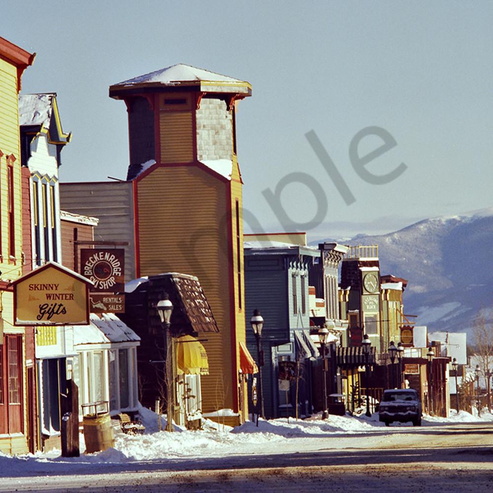 Main street breckenridge co early 1980 s hq2box
