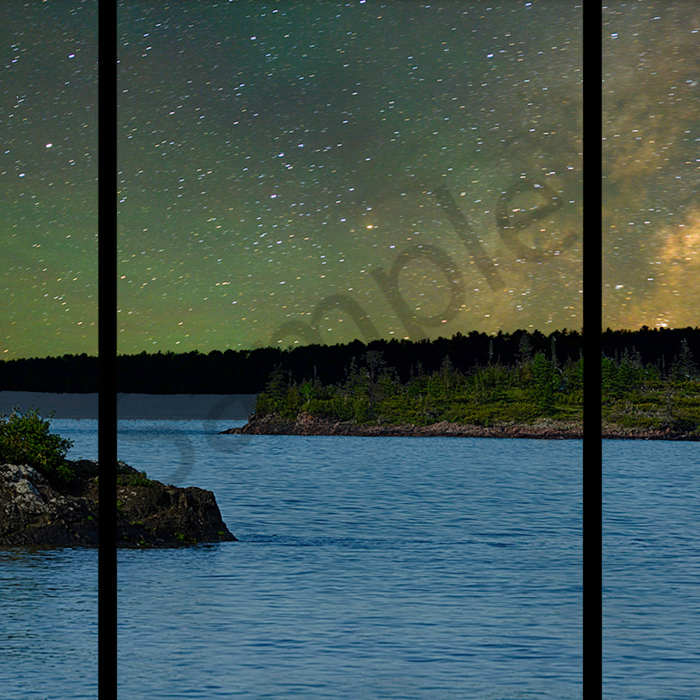 Untitled panorama 4 copy with milky way trip tych h2pwto