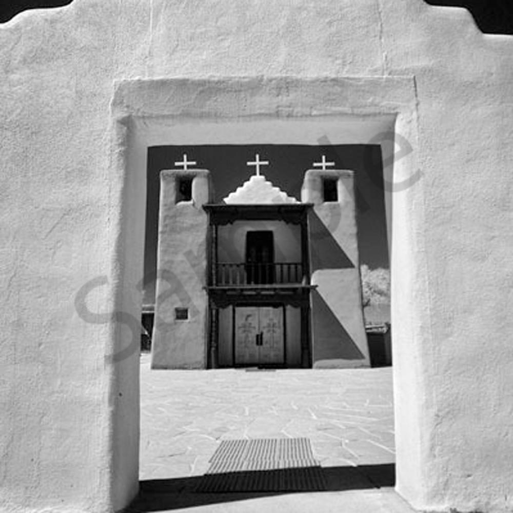 Taos church no. ii hg2grv