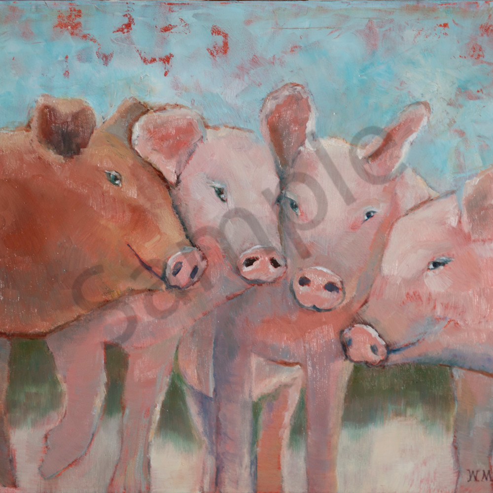 Piggy huddle 300 m5iiip