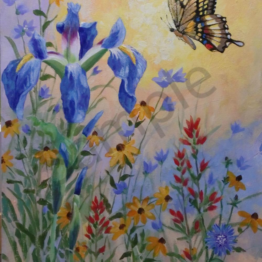 Lilies of the field by jean debernay ry3qeb