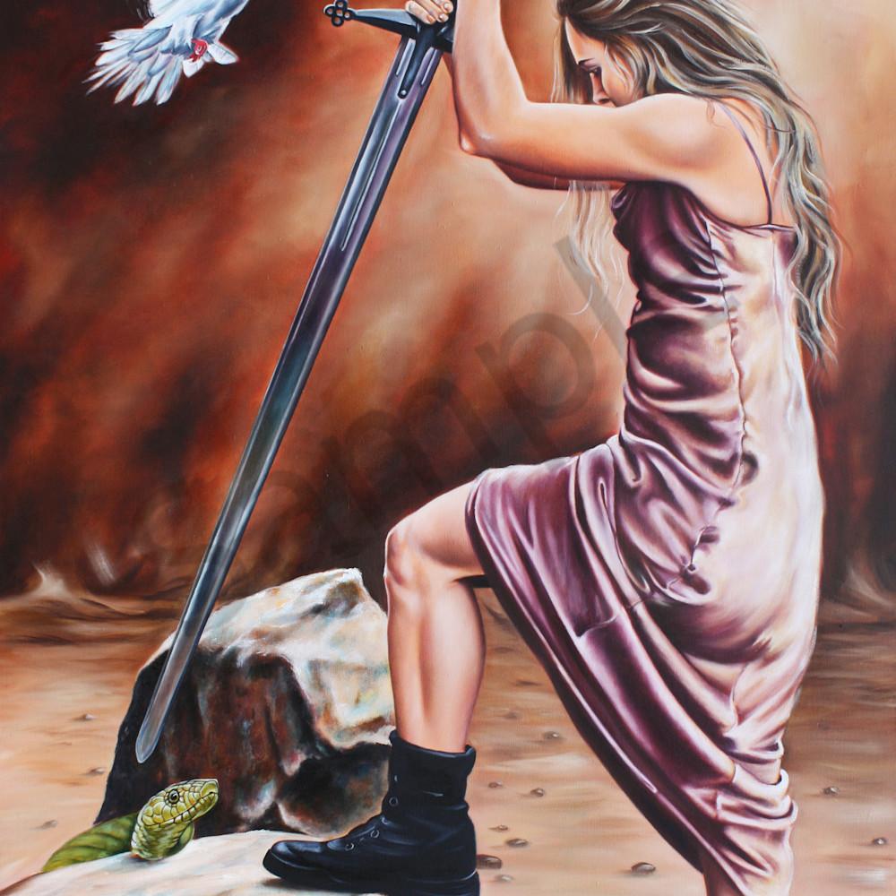 Warrior by ilse kleyn o2odls