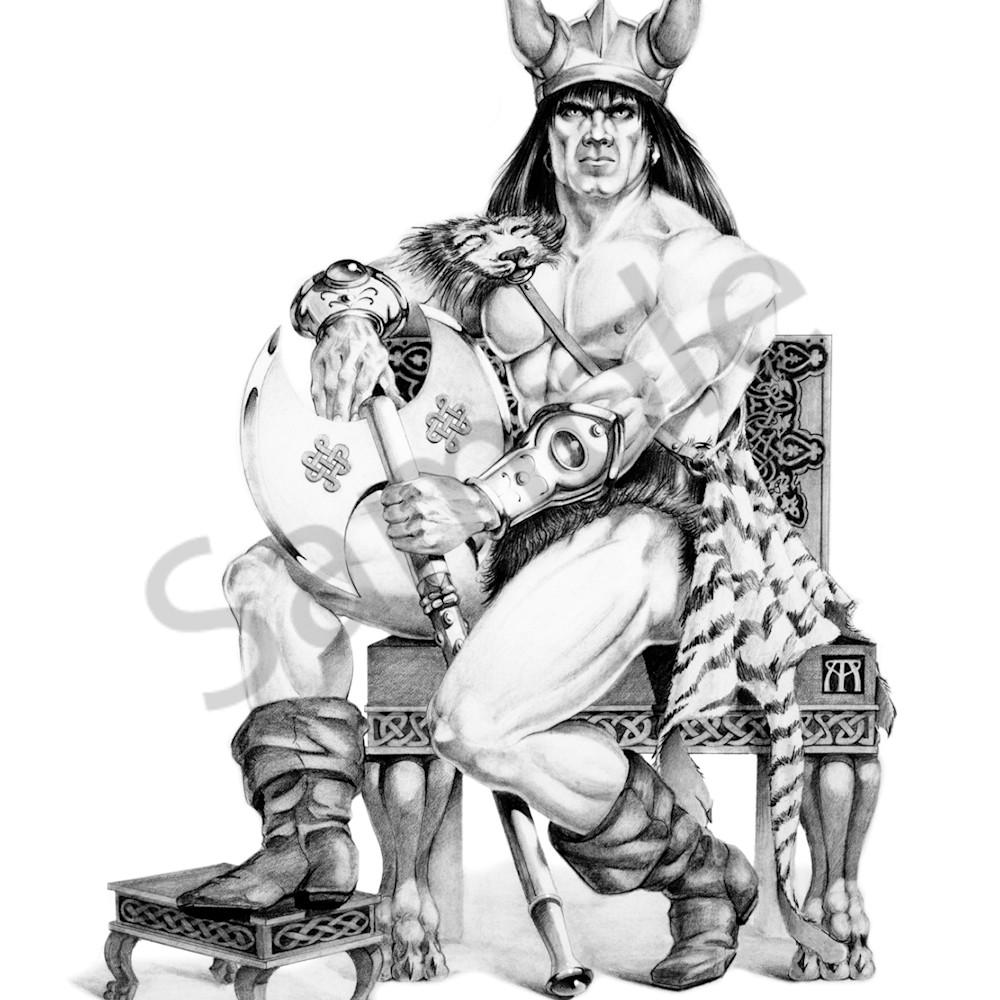 Viking warrior oooxjn