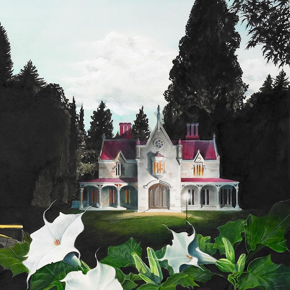 Nb gothic house 20inches zdawiq