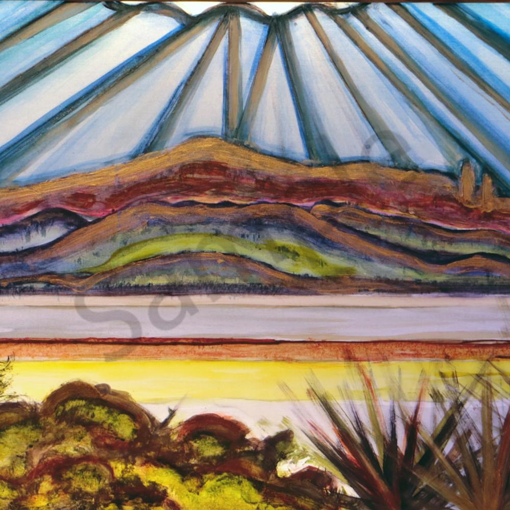 Sandia mountain sunrise so5nps