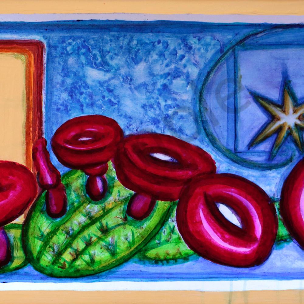 Pueblo starry cactus mrjb94