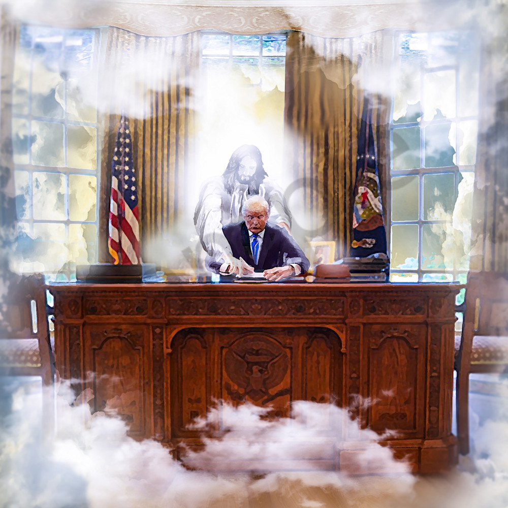 Trump inaugaration by ricardo colon pupky9
