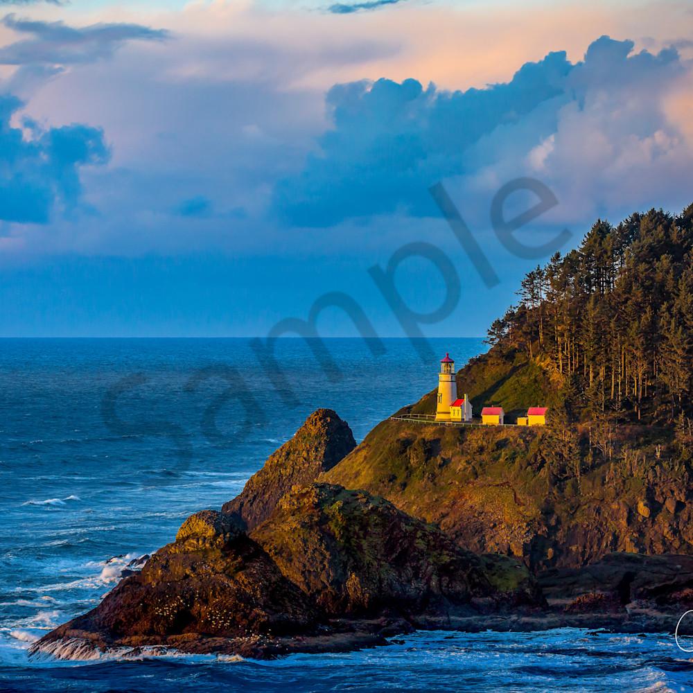 Heceta head lighthouse signature series 0125 zxymga