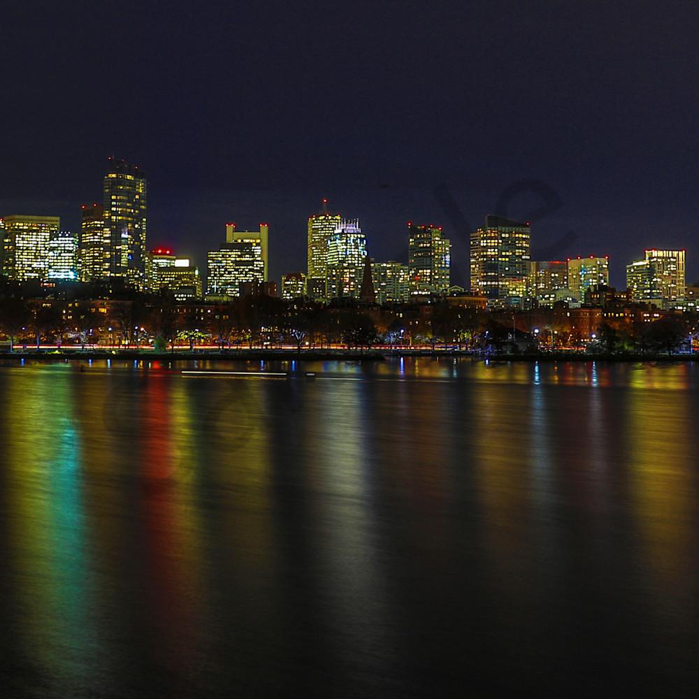 Boston super moon thrhuj