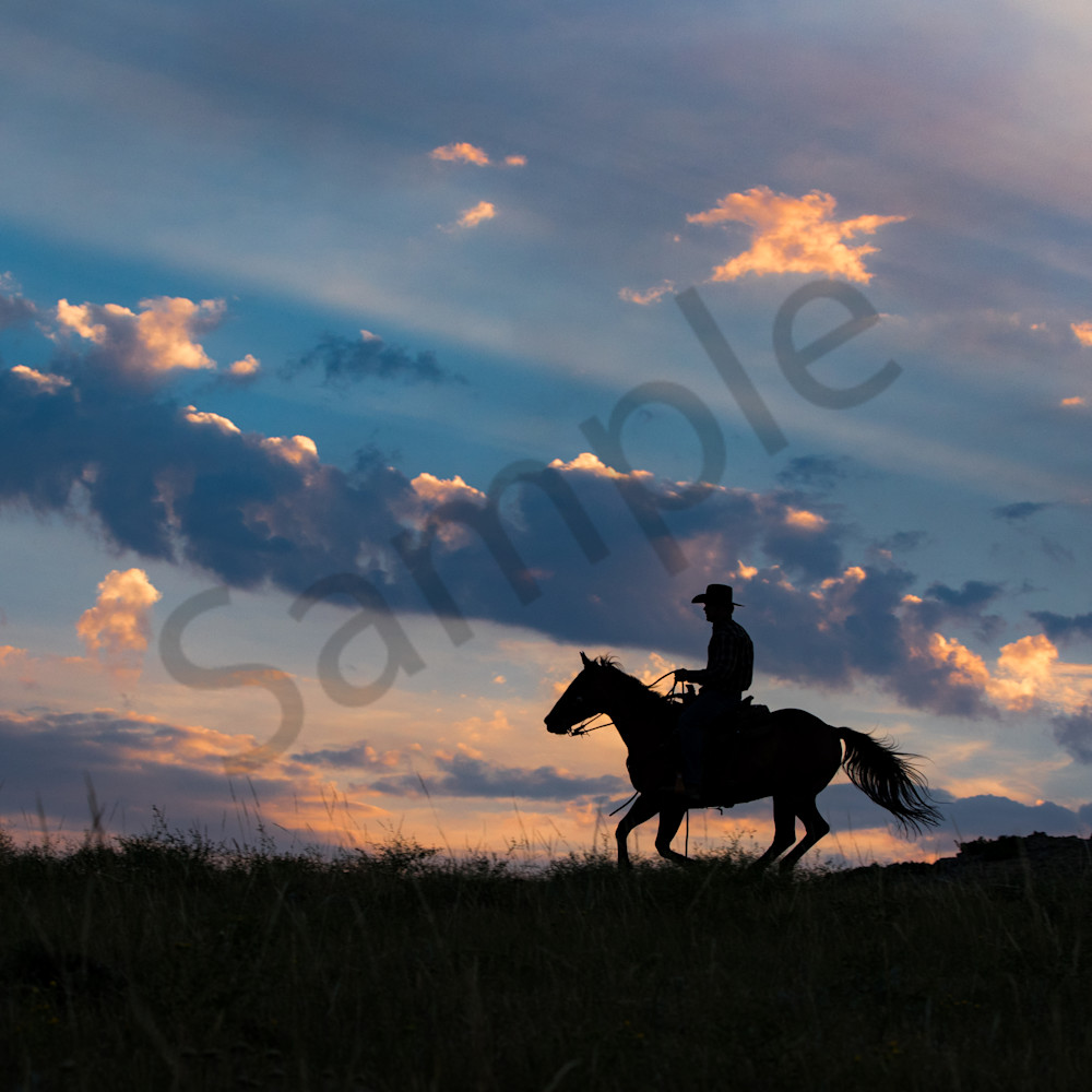 Cowboy skies y9fmay