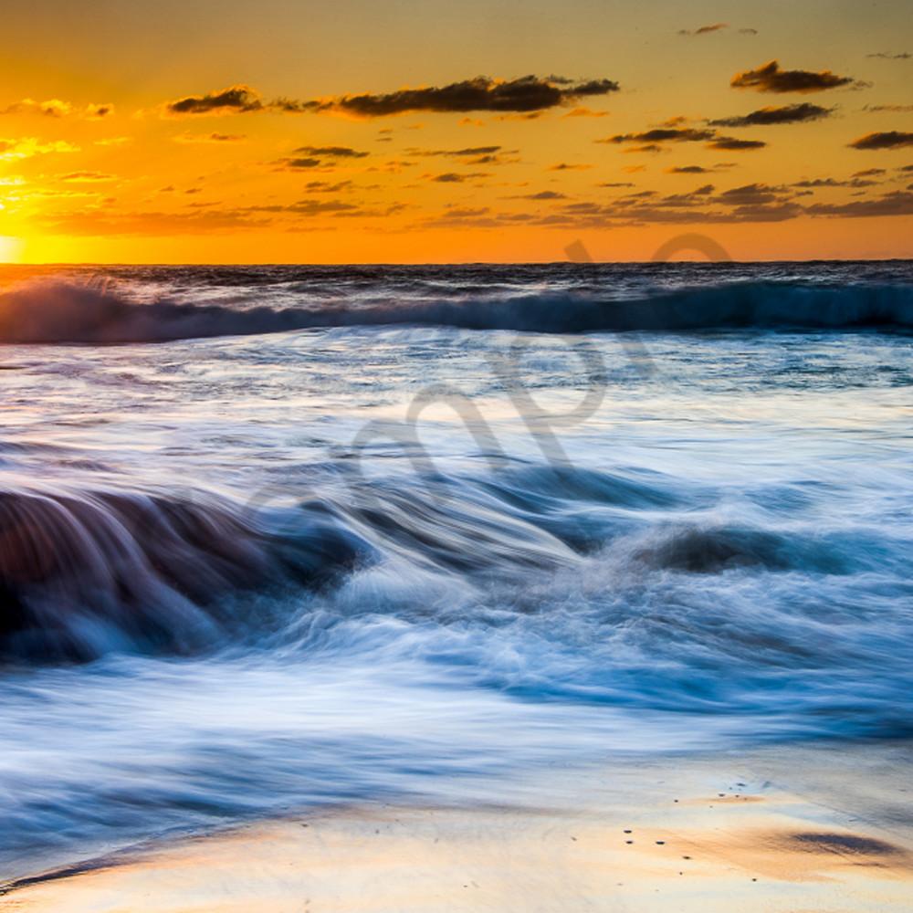 Arniston sunrise enyogg