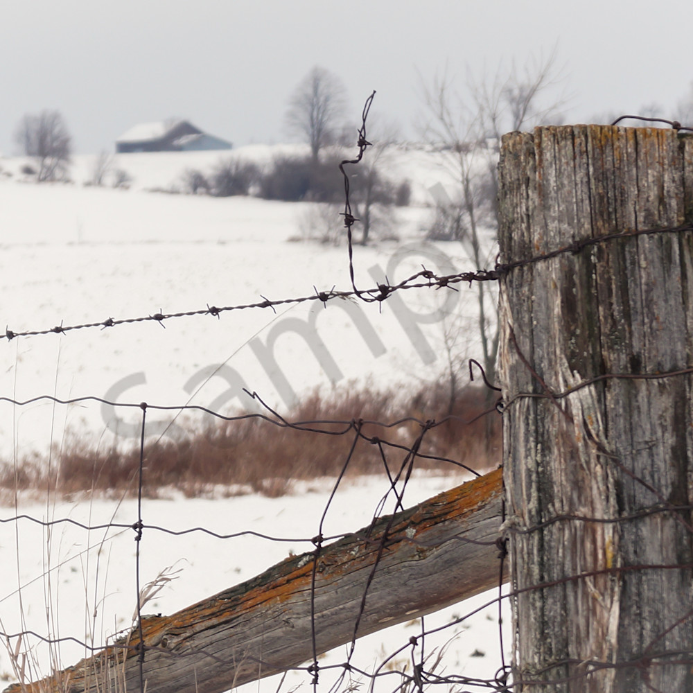 Country fence xzfvef