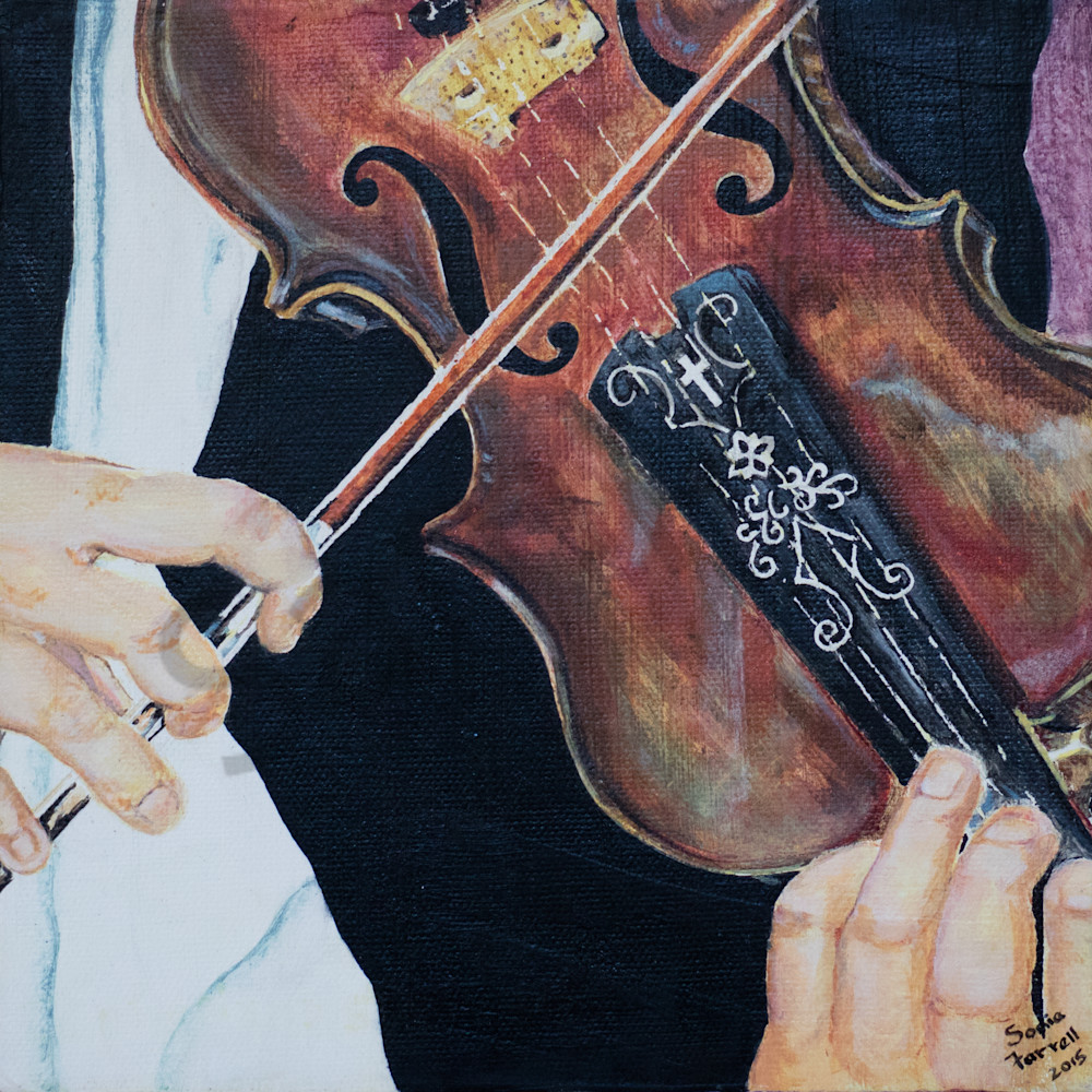 Music to our ears   violin by sonia farrell ah6bha