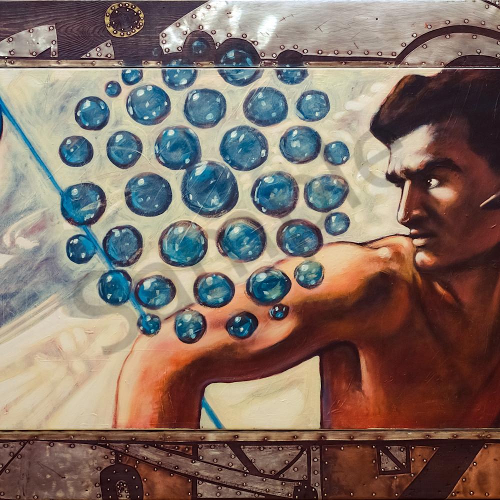 Warrior the call by andrei cicala%cc%86 rvrrsb