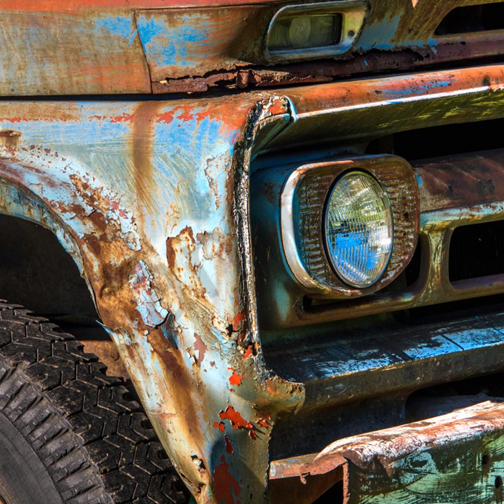 Closeup truck maine ddjasz