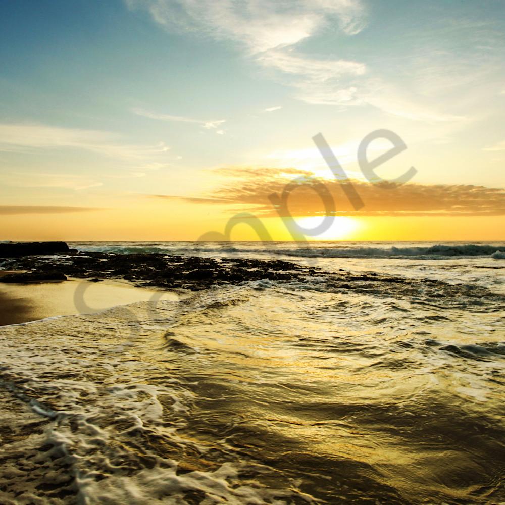 Golden waves by karen edmondson cxzuc7