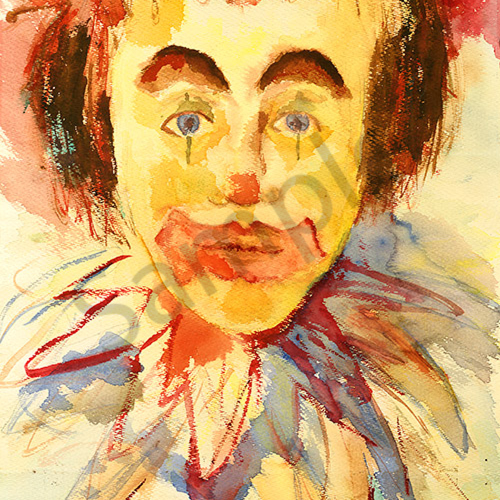 Clown bjyzvb