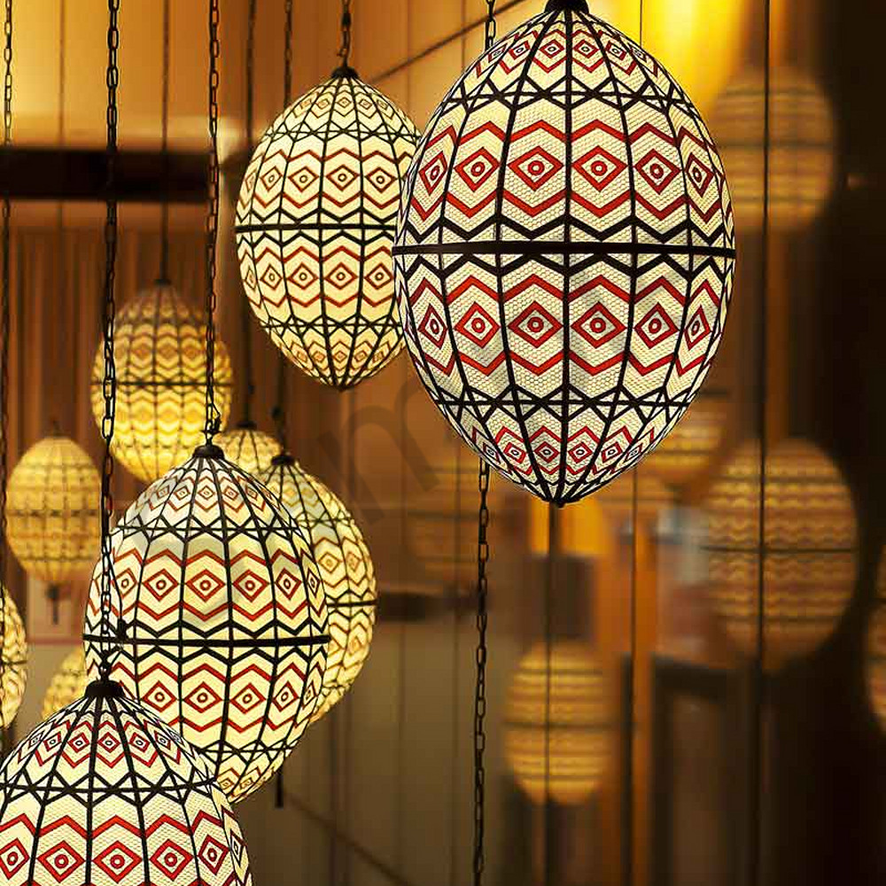 Moroccan lantern o146 i128 penrcy