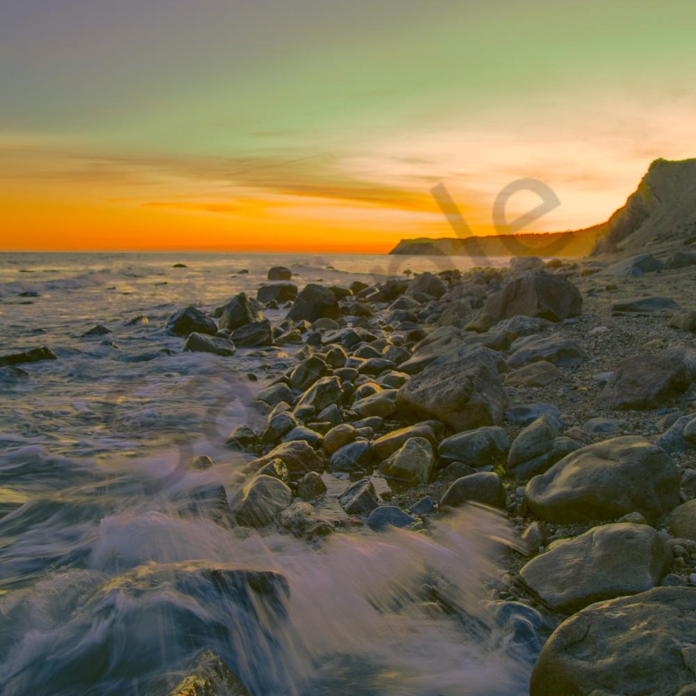 Sunset waves at snakehole beach jaysp7