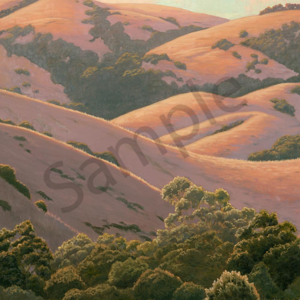 Summers golden hills w3usxu