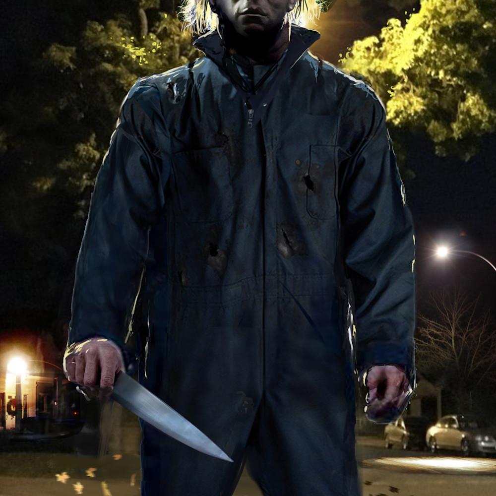 Michael myers halloween euahs6