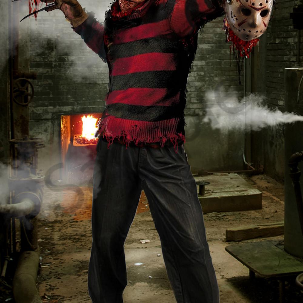 Freddy krueger wmxozg