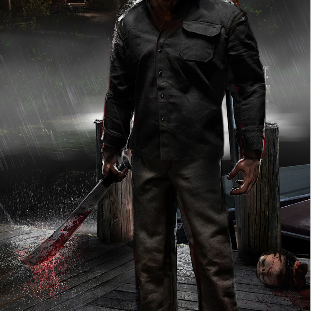 Jason friday the 13th i49v0g