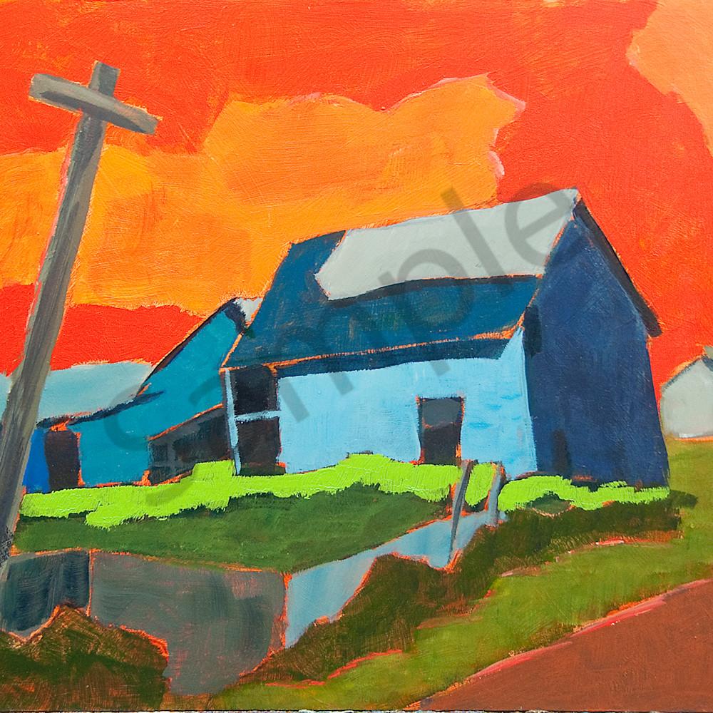 Blue barn red sky dsc 6125b deaiis