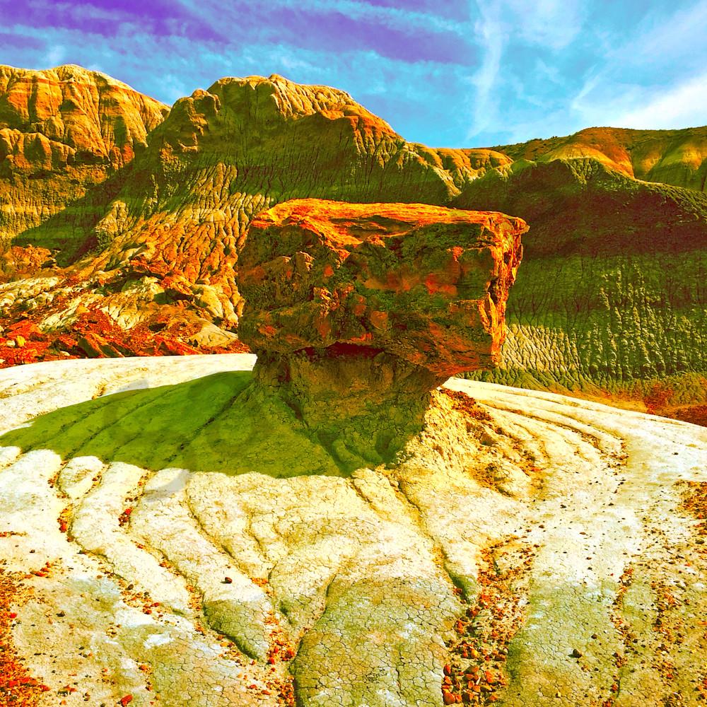 Petrified forest landscape website pwmedm