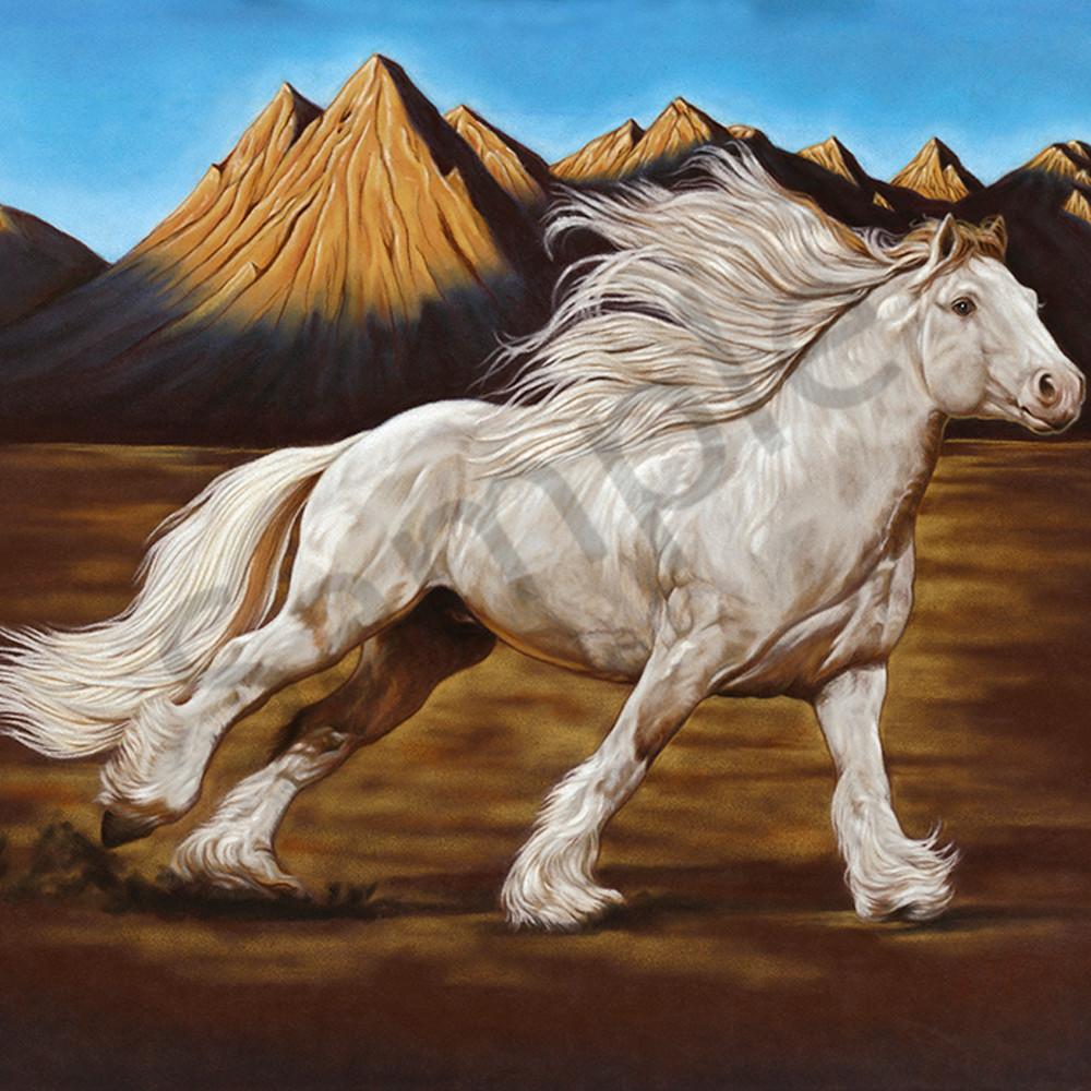 Gallop at sunrise nrg4tc