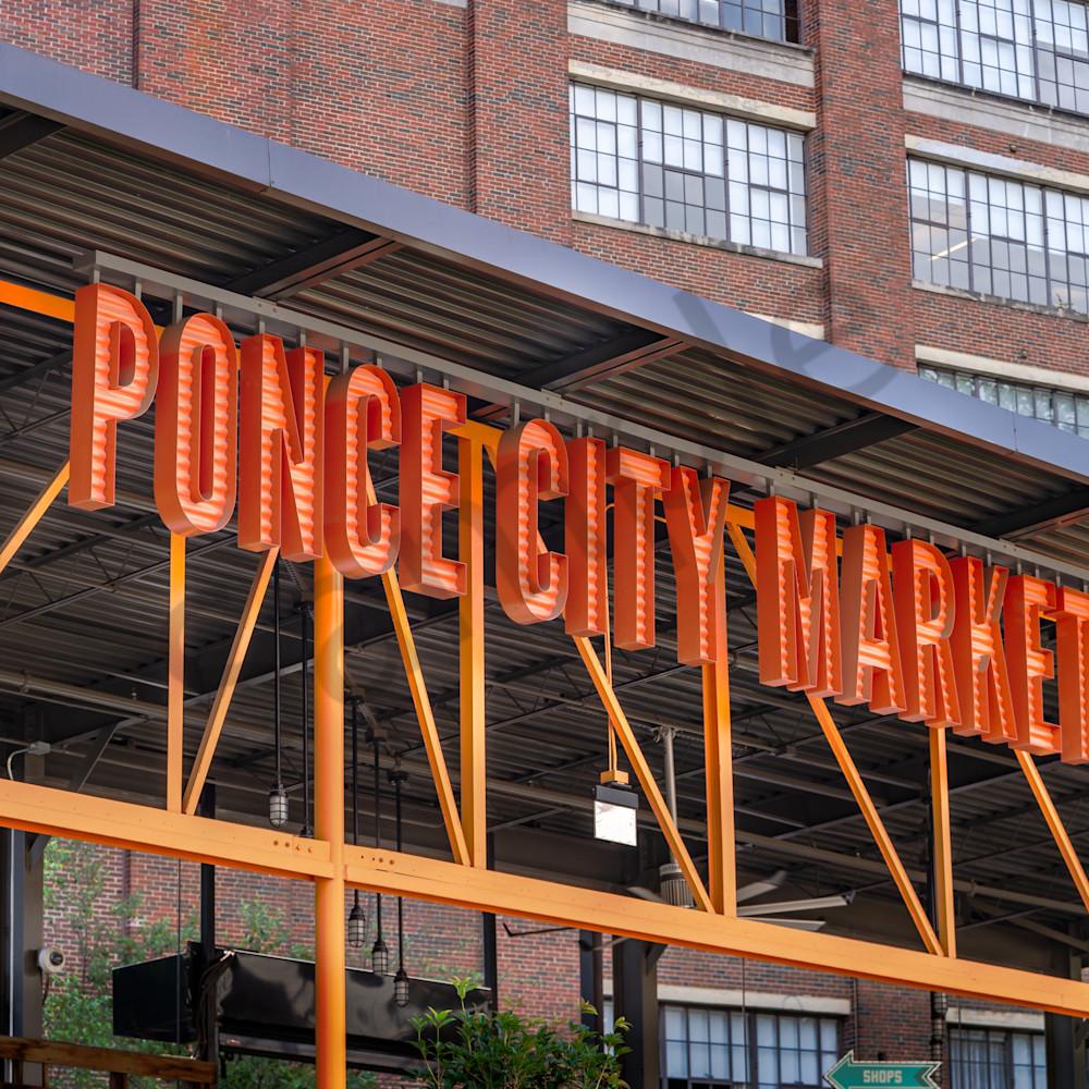Ponce city market sign qvsodb