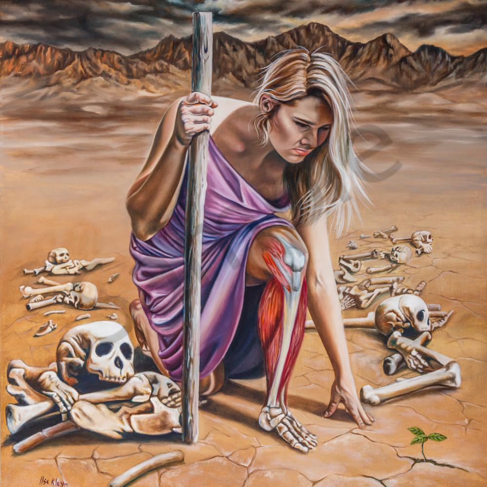 Dry bones by ilse kleyn kherix