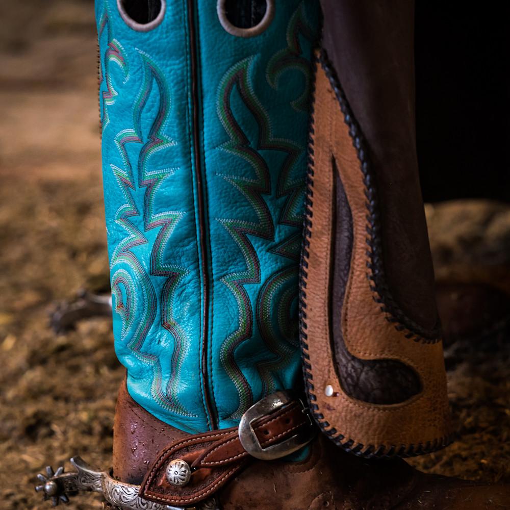 Turquoise boot kcec5b