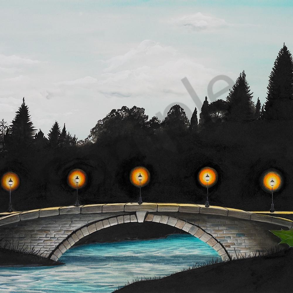 Night bridge 40 inches azgl3u