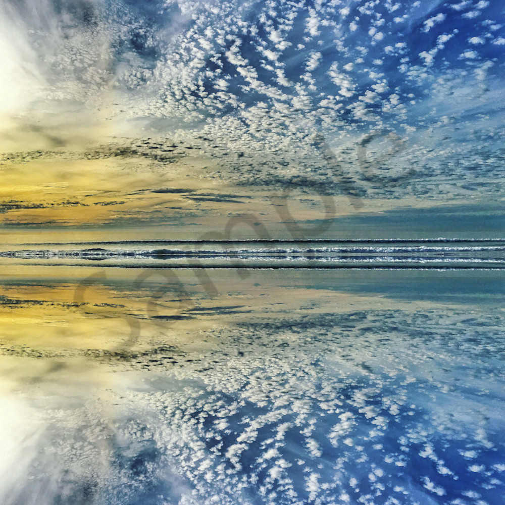 Img 8050 blue beach sunset 2017   ps paint daubs abstract favorite mirror2 tag syqsjv