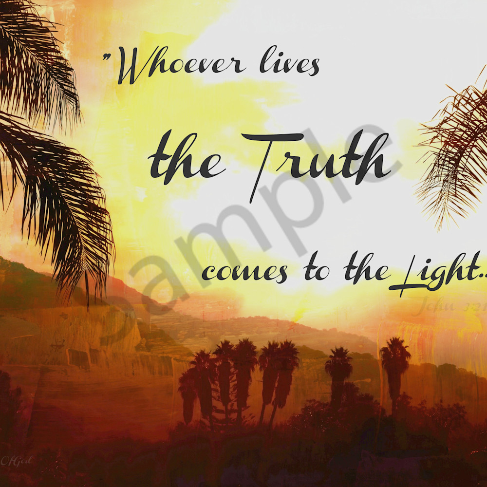 Truth comes to the light   pa040826 foggy palms   sepia nr   paint texture tag eiqfo9