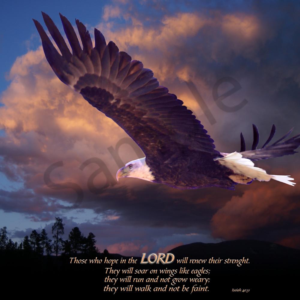 Isaiah 40 by bill stephens oeggq1