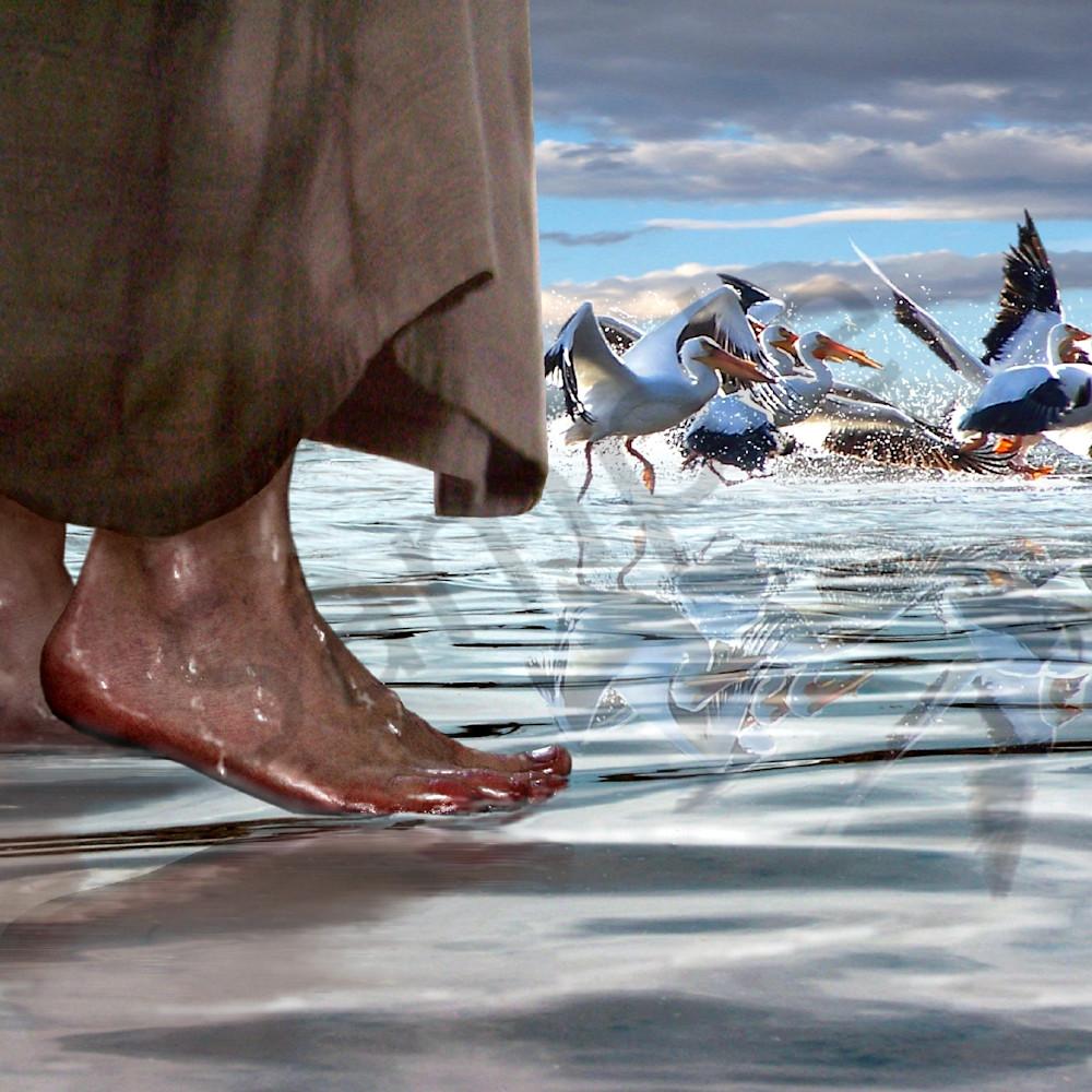 Walk on water by bill stephens w4nciy