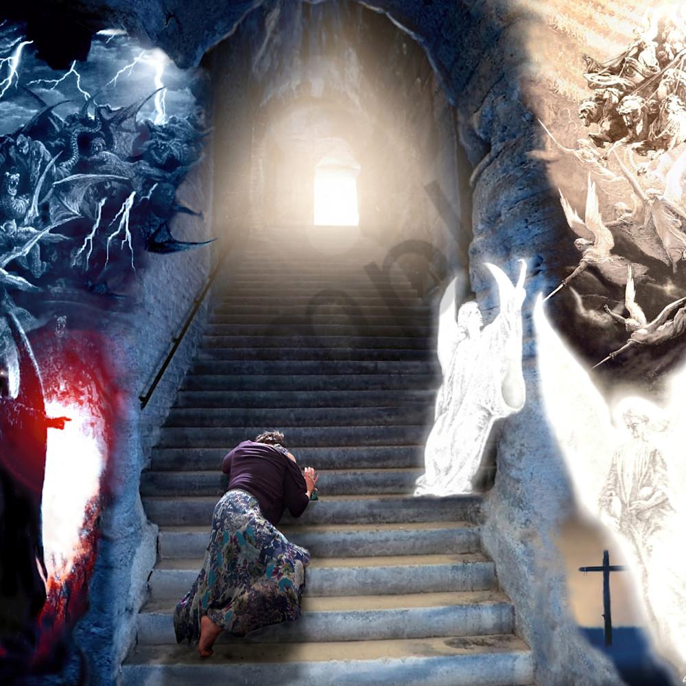Stairway to heaven by bill stephens n9ft4l